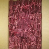 "Used Organza bags ""bordeaux""  8x10cm ~1000pcs in Dubai, UAE"