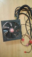 Used 660watt gaming power supply in Dubai, UAE