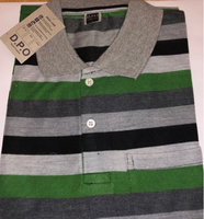 Used Gray and green T-shirt for men L in Dubai, UAE