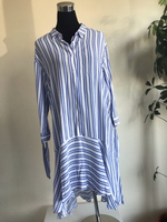 Used Zara brand new shirt dress in Dubai, UAE