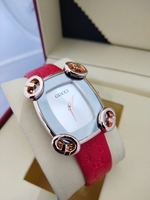 Used GUCCI LADIES WATCH RED in Dubai, UAE