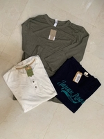Used Authentic Mix tops sizes XL and L in Dubai, UAE