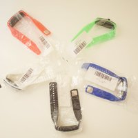 Used Fitness tracker wristbands 5 pcs in Dubai, UAE