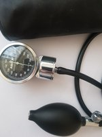 Used Heart pressure Scale New with Case in Dubai, UAE