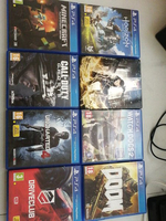 Used 8 games ps4 bundle in Dubai, UAE