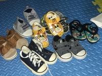 Used Baby boy mixed shoes in Dubai, UAE