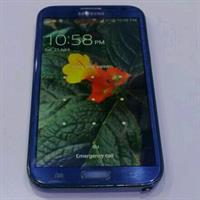 Used Samsung Nore 2 (Blue) One Hand Used  in Dubai, UAE