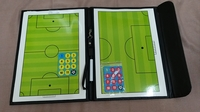 Used Football Coaching Tactic Board in Dubai, UAE