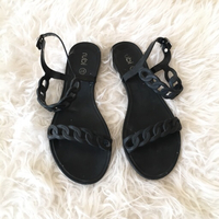 Used Black flats in Dubai, UAE