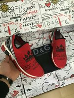 Dolce & Gabbana Pair of Sneakers