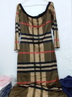 Used Brown dress. Size M in Dubai, UAE