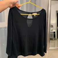 Used Bottle green top petite from next 15 dhs in Dubai, UAE