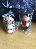 Used Korean Folk couple figurine from Korea❤️ in Dubai, UAE