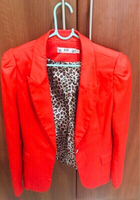 Used Blazer Leopard design w/ FREE Shoes❤️ in Dubai, UAE