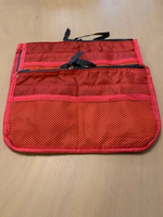 Used Red cosmetic bag in Dubai, UAE