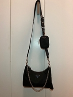 Used Prada nylon bag  in Dubai, UAE