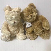 Used Two Bukowski soft toys 🧸 (new) in Dubai, UAE