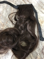 Used Brown color Hair piece in Dubai, UAE