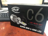 Used C6 LED for car brand (IRF) in Dubai, UAE