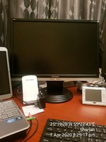 Used View sonic 19 va 1918 monitor in Dubai, UAE