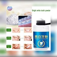 Used Magic teeth whitening powder + 2 gifts in Dubai, UAE
