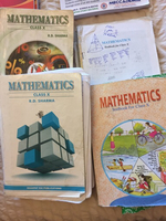 Used 10th guides with text book ncert in Dubai, UAE