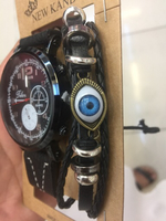 Used New watch with bracelet in Dubai, UAE