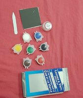 Used Universal leather repair kit ! in Dubai, UAE