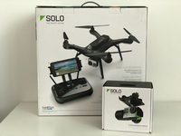 Used 3DR Solo drone with GoPro gimbal in Dubai, UAE