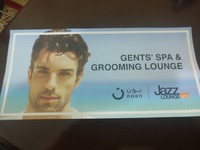 Used Jazz lounge spa 200 aed voucher in Dubai, UAE