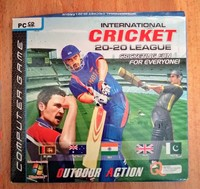 Used PC Cricket game in Dubai, UAE