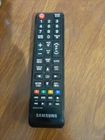 Used Original Remote for Samsung smart Tv in Dubai, UAE