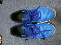 Used ASICS original new shoes in Dubai, UAE