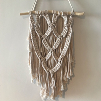 Wall Hanging Macrame Decoration