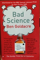 Used Bad Science by Ben Goldacre for sale in Dubai, UAE