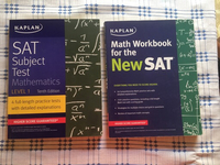 Used NewSAT textbook guide and SAT subject  in Dubai, UAE