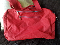 Used Kipling red bag in Dubai, UAE