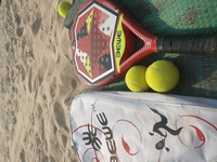 Used Beach tennis racket in Dubai, UAE