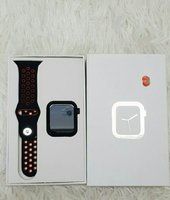 Used W5 smart watch red in Dubai, UAE
