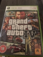 Used Grand theft auto 4 for xbox 360 in Dubai, UAE