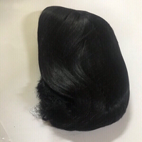Used Glamorous tapered wig black in Dubai, UAE