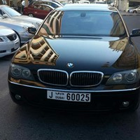 Used BMW 740Li in Dubai, UAE