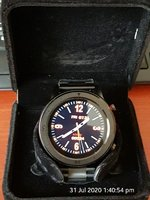 Used DT FITNESS WATERPROOF WATCH  FIXED PRICE in Dubai, UAE