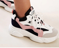 Used Lace up trainers size 38 in Dubai, UAE