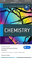 Used IB CHEMISTRY BOOK in Dubai, UAE
