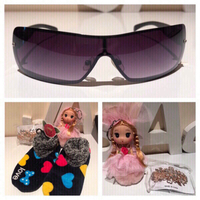 Used bag/key chains doll Pom Pom + more in Dubai, UAE