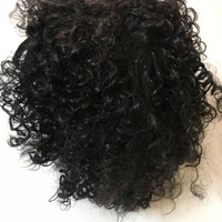 Used Attractive wavy curly hair 👨🦱 (new) in Dubai, UAE