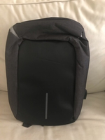 Used Anti theft backpack- new in Dubai, UAE