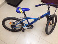"Used Btwin bike 20"" wheel size  in Dubai, UAE"