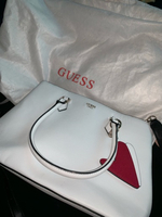 Used Guess bag used once with dust bag in Dubai, UAE